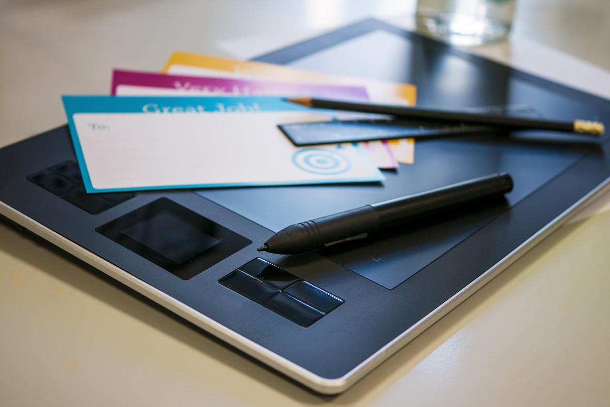 Grafik-Tablet