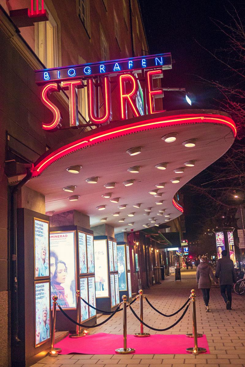 Biografen Sture - Kino in Stockholm