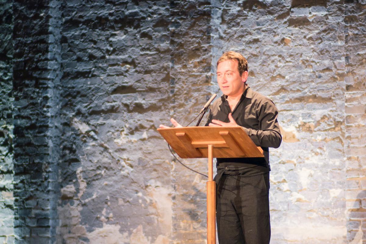 Christophe Knoch - Gala-Eröffnung im ehemaligen Stummfilmkino Delphi