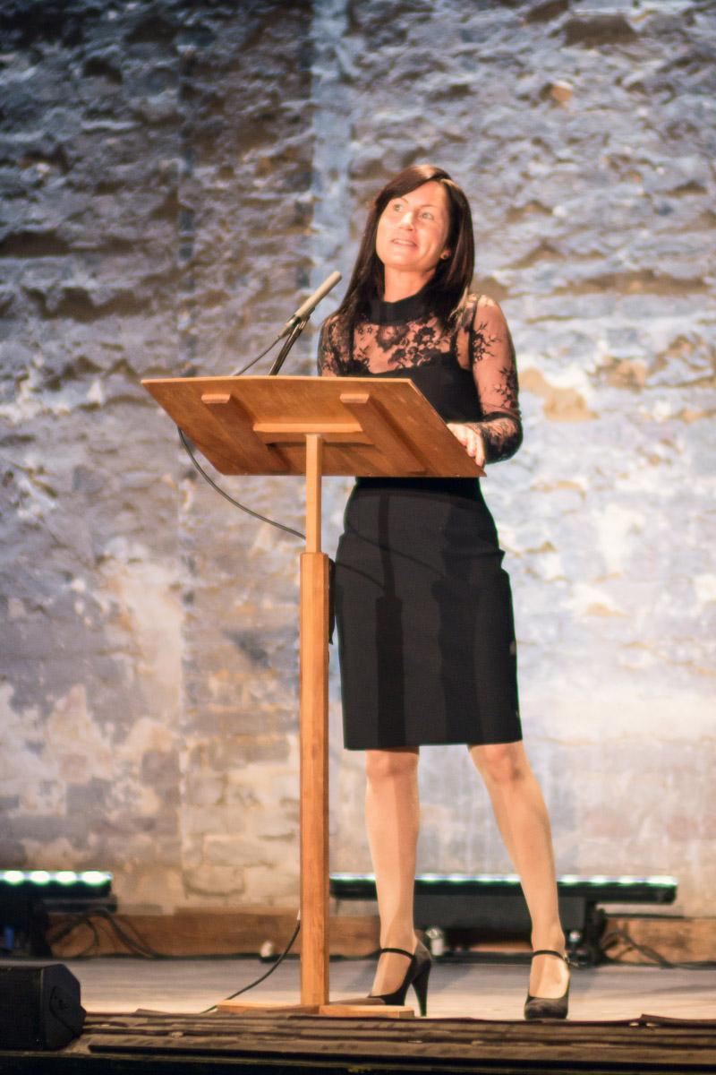 Dr. Clara West - Gala-Eröffnung im ehemaligen Stummfilmkino Delphi