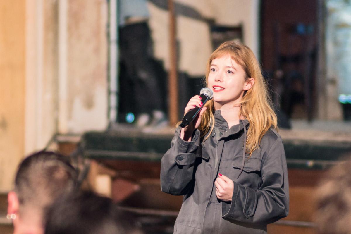 Kareth Schaffer - Gala-Eröffnung im ehemaligen Stummfilmkino Delphi