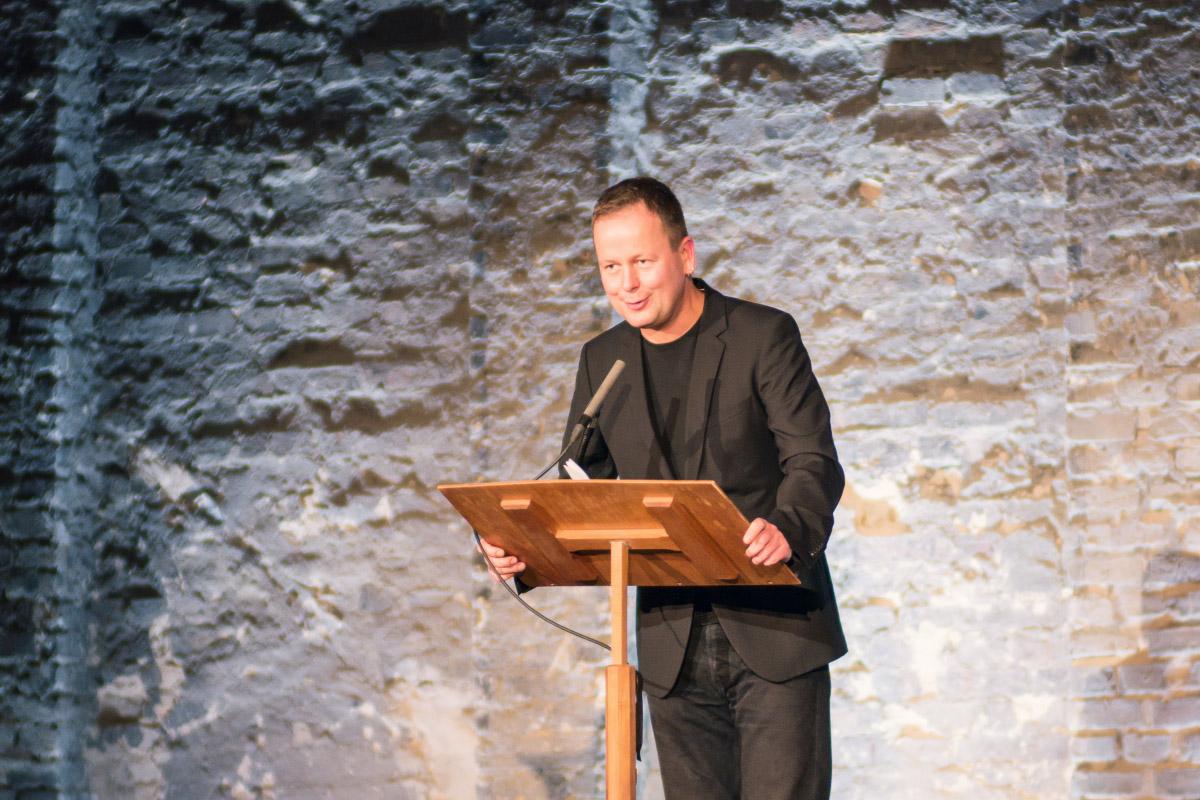 Klaus Lederer - Gala-Eröffnung im ehemaligen Stummfilmkino Delphi