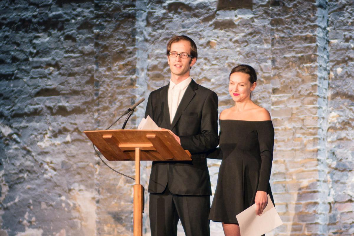 Nikolaus Schneider & Brina Stinehelfer - Gala-Eröffnung im ehemaligen Stummfilmkino Delphi