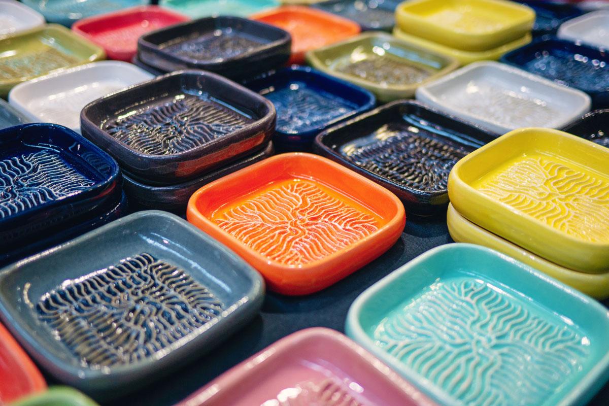 Ceramico Reiben