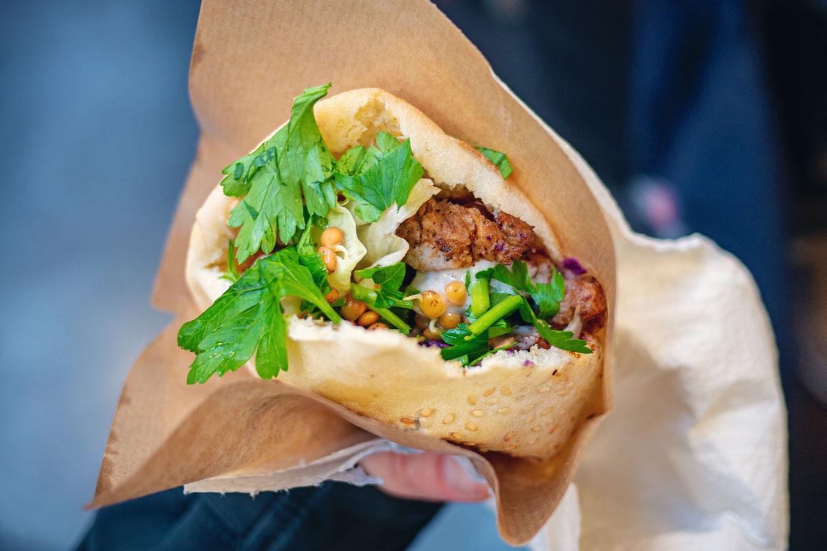 Eat UP - The Vegan Gyros