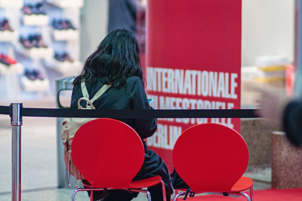 Berlinale Besucher