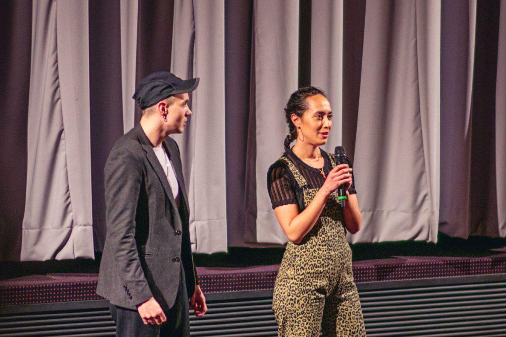 Caroline Poggi - Berlinale 2019