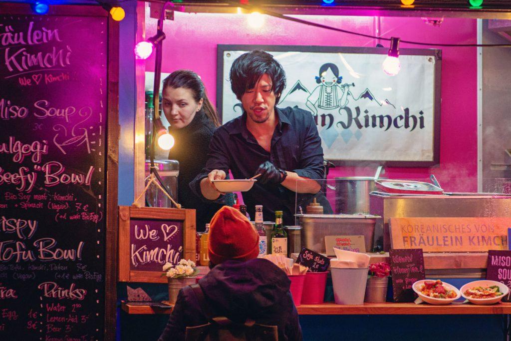 Fräulein Kimchi - Berlinale 2019