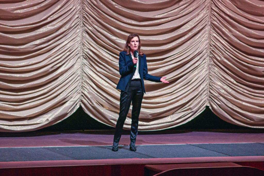 Joanna Hogg - Berlinale 2019