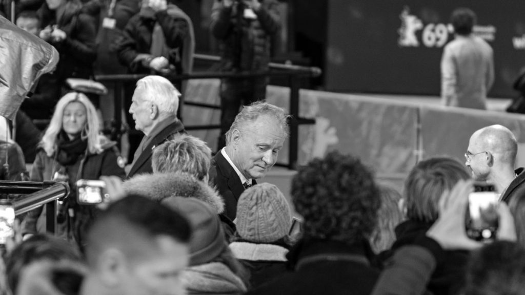 Stellan Skarsgård - Berlinale 2019