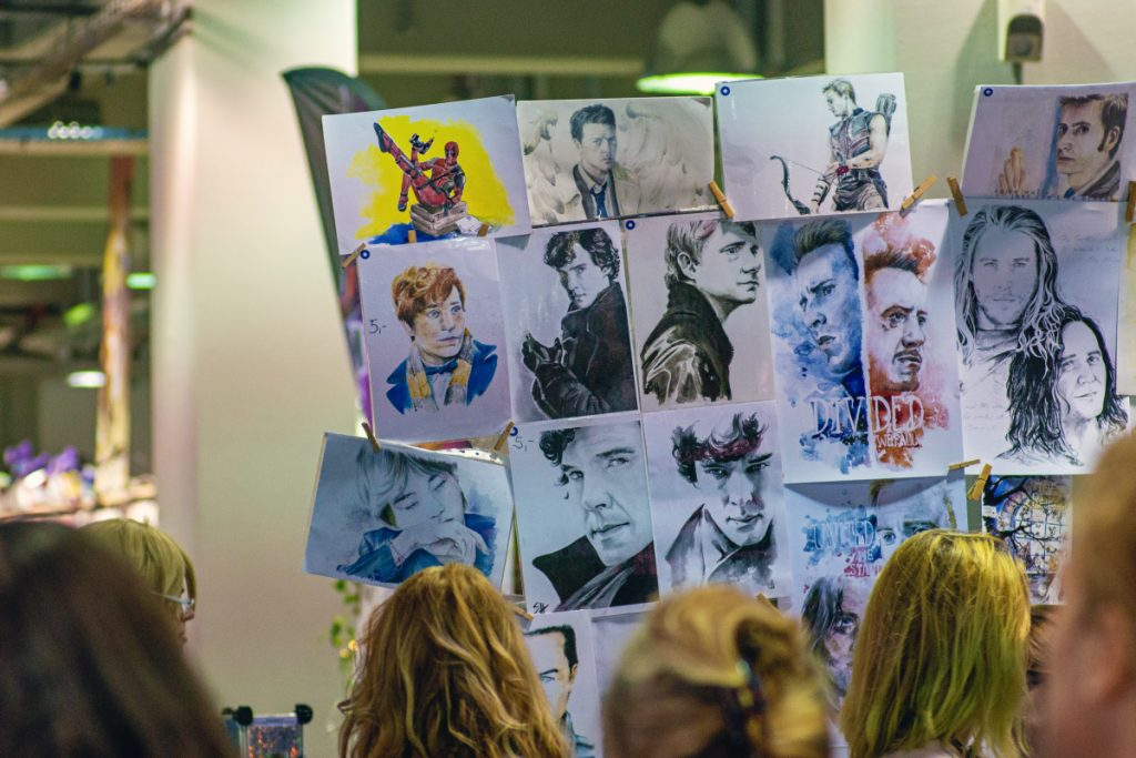 Artists - Comic Con Berlin 2019