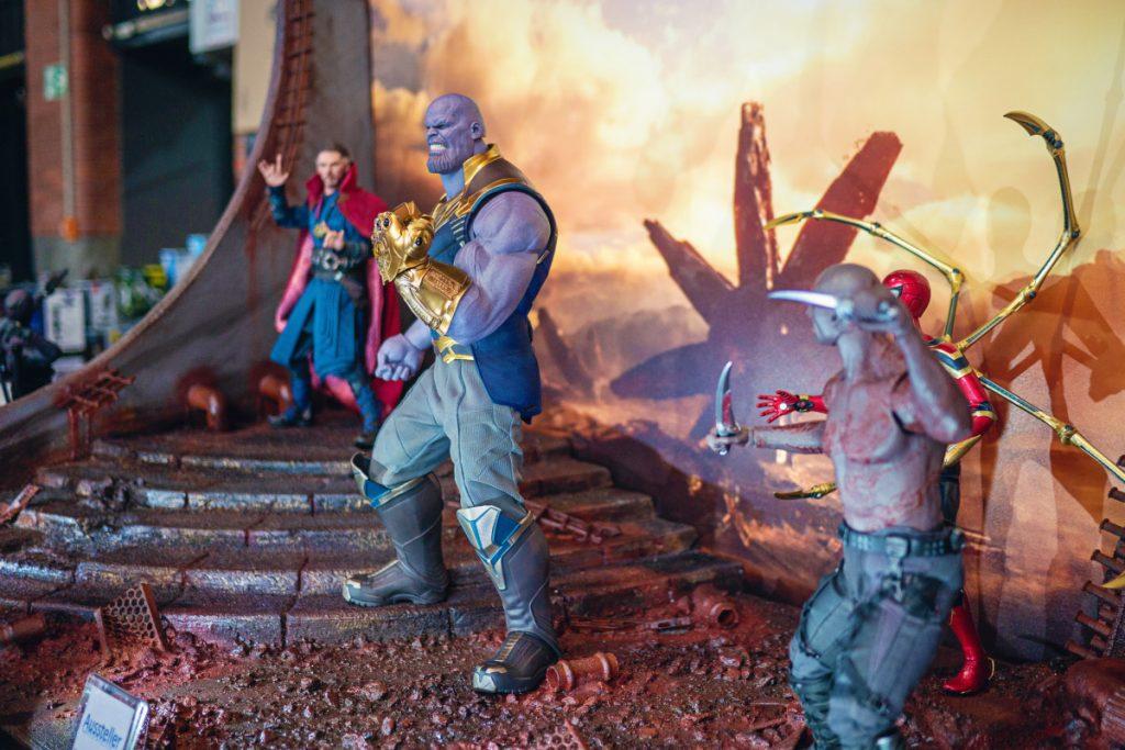 Avengers Diorama - Comic Con Berlin 2019