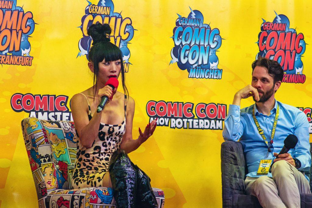 Bai Ling - Comic Con Berlin 2019