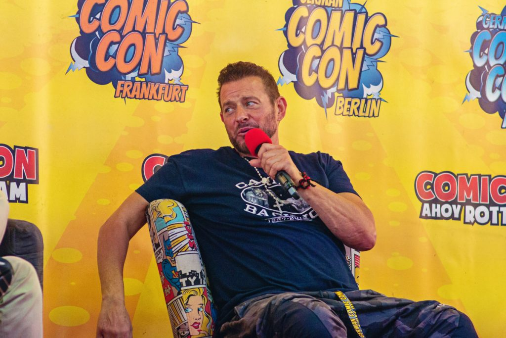 Costas Mandylor - Comic Con Berlin 2019