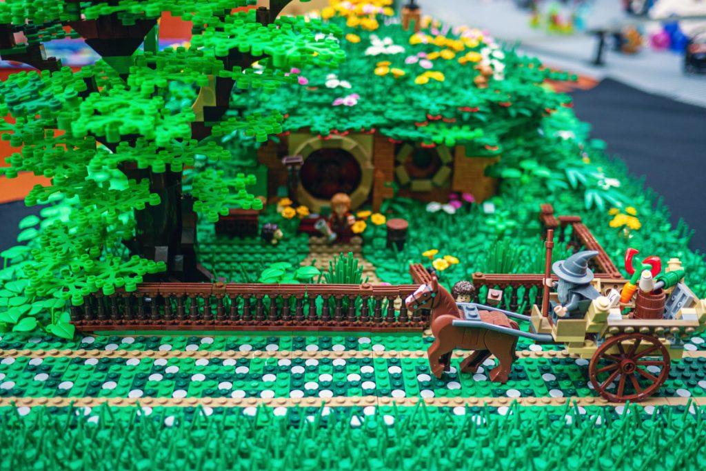 LEGO Hobbithöhle - Comic Con Berlin 2019