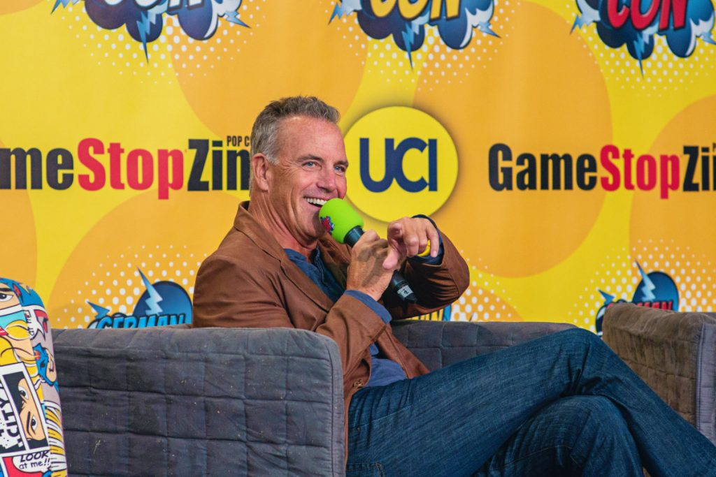 Richard Burgi - Comic Con Berlin 2019
